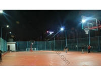 150W LED Flood Lights Project For basketball court