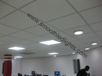 LED Panel light project in Senegal